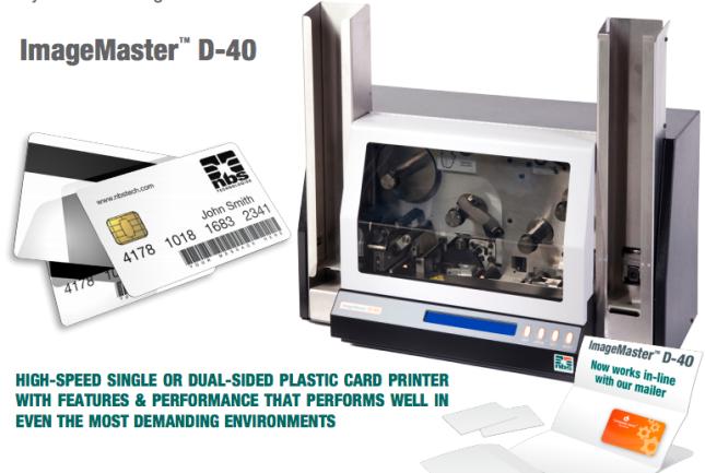 NBS Technology ImageMaster D-40