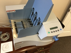 Secap SA3350 / Pitney Bowes WS76 Addressing Printer
