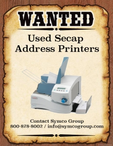 Secap Address Printers