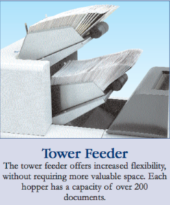 PFE - Neopost Maximailer Tower Feeder