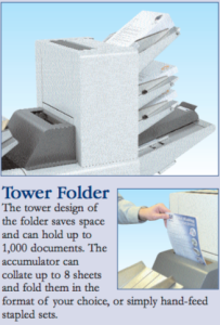 PFE - Neopost Maximailer Tower Folder
