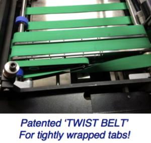 Profold Pro+ II Tabber Twist Belt