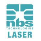 NBS Technologies Laser Logo