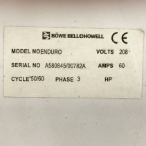 Bell and Howell Enduro 1